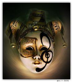 Venetian Mask                                                                                                                                                                                 More
