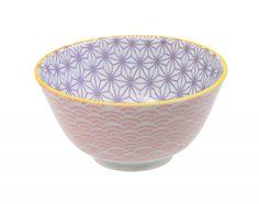 Star / Wave Rice Bowl 12x6cm / The Oriental Shop