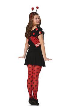 glitter ghouls teentween ladybug halloween costume - Popular Tween Halloween Costumes
