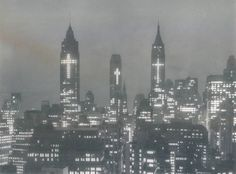 12.) A New York City Easter in 1956.