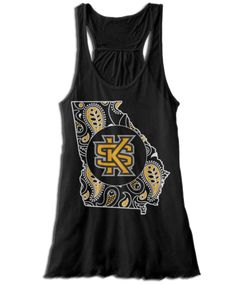 Kennesaw State University Official Apparel - this licensed gear is the perfect clothing for fans. Makes a fun gift!