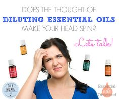 How to Dilute Essential Oils for Children and Adults