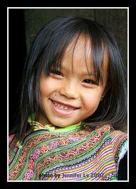Such genuine smile