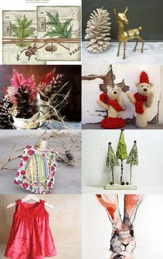 Surprisingly Christmas by Silvia Paparella on Etsy--Pinned with TreasuryPin.com