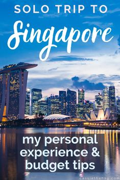Travel Alone, Asia Travel, Solo Travel, Travel Usa, Holiday In Singapore, Singapore Travel, Singapore Singapore, Tips For Traveling Alone, Sarajevo Bosnia