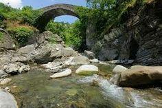 Via Francigena, ponte di Groppodalosio, Lunigiana