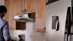 Meet KIYOJO: A Magnetic iPhone Dock that Sticks Just About Anywhere