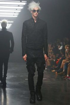 Julius Menswear Spring Summer 2015 Paris
