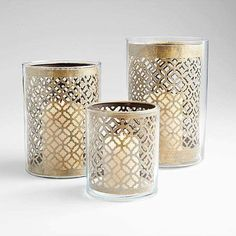 Candles and candle holders are in stock! Shop your favorite look and smell in Brown Interiors!