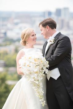 This bride and groom were the epitome of happiness all day long