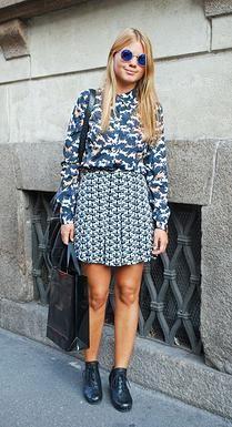 How to mix and match prints, www.getthelookonline.com Kimberley Curzi, Fashion Insights Stylist