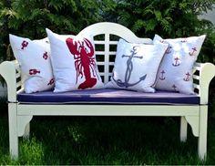 New England Style Lutyens Bench