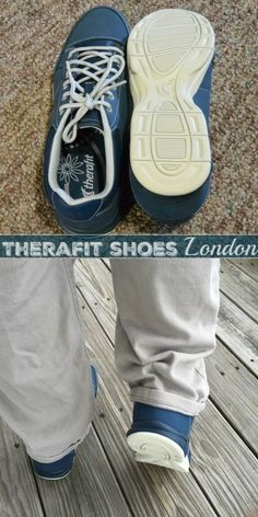 Therafit Shoes - London Shoes Giveaway Exp 4/22
