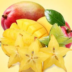 Star Fruit and Mango Fragrance Oil- Best Slime Scents