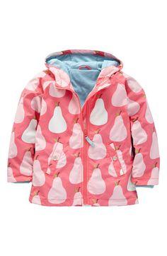 Clothing, Shoes & Accessories Disney Store 101 Dalmations Rain Jacket Hooded Raincoat Coat Puppy Dog Polka Dot Kids' Clothing, Shoes & Accs