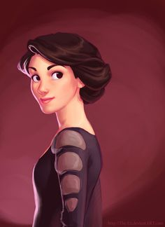 Lady Mary Crawley. Disney style. I THINK YES. After Anna from Frozen...? Downton Abbey goes Disney? This needs to happen.