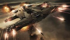 Star Citizen Reveals New Hammerhead Starship; Crowdfunding Passes 166 Million Dollars: Star Citizen is getting a new patrol ship, the Aegis…