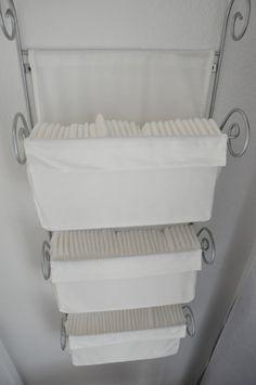Diaper storage