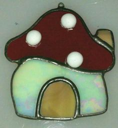 Gnome Home by Kickass Stained Glass