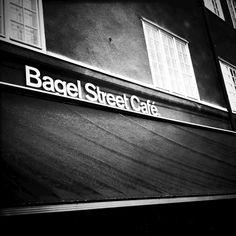 Branding - Bagel Street Café