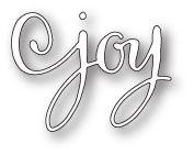 1640 Swirled Joy craft die