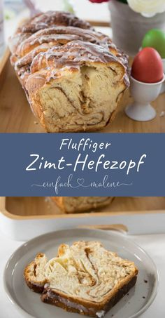 Der perfekte Zimt Hefezopf zum Oster Sekt Frühstück – Einfach Malene Mega delicious and super easy to bake – cinnamon buns or simply cinnamon yeast braid. Easy Cookie Recipes, Cake Recipes, Dessert Recipes, Pastry Recipes, Recipes Dinner, Cocktail Recipes, Vegan Scones, Scones Ingredients, New Cake