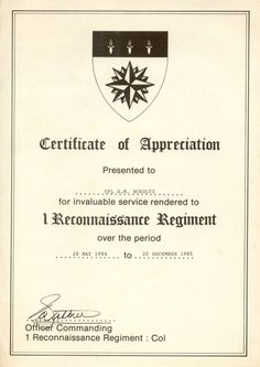 Certificate Border, Certificate Of Appreciation, Military Insignia, Paratrooper, African Countries, Special Forces, Armed Forces, Army, Iron Fist
