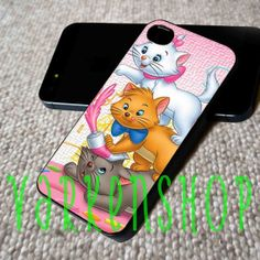 Aristocats cats for Iphone 4/4s case Iphone 5/5s/5c by Varkenshop, $13.00