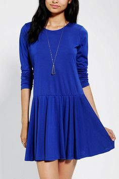 #UrbanOutfitters          #Women #Dresses           #drop-waist #chance #drapey #necessary #long-sleeved #content #scoopneck #banded #closure #split #long-sleeve #exclusive #polyester #cut #knit #open #button #cotton #hand #care #soft #fit #dress              Coincidence & Chance Long-Sleeve Drop-Waist Dress   Totally necessary, soft knit, long-sleeved drop-waist dress from Coincidence & Chance with an open, split back and button closure. Topped with a banded scoopneck. Cut in a drapey fit…