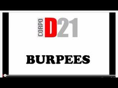 Corpo de 21 - Desafio MOVE! | Realizar 50 Burpees - Primeiro Dia