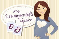Schwangerschaftstagebuch - 40 Wochen ganz persönlich - Familie.de