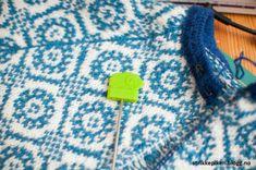 Strikkepiken – Sandwich-stolper med rullekant Knitting, Hacks, Tejidos, Jackets, Tricot, Breien, Stricken, Weaving, Knits