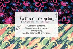 Digital paper Seamless pattern color trends 2017  Hand drawn set seamless pattern with trend color 2017 and brush strokes. Amazing modern abstract design for paper, cover, fabric, interior decor and other your design and ideas.