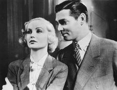 las3nochesdeeva:  Clark Gable and Carole Lombard