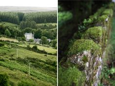 More Irish countryside inspiration. So many wonderful memories there!