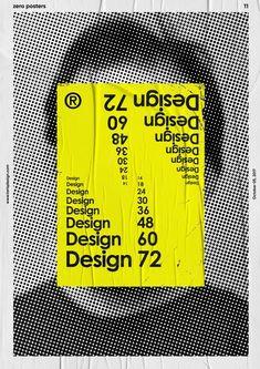 design poster yellow background black and white picture Cover Design, Graphisches Design, Web Design Company, Game Design, Layout Design, Print Design, Collage Poster, Poster Layout, Poster S