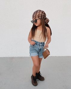 Cute Little Girls Outfits, Mommy And Me Outfits, Kids Outfits Girls, Little Girl Fashion, Toddler Girl Outfits, Kids Fashion, Outfits Niños, Cute Baby Pictures, Stylish Kids