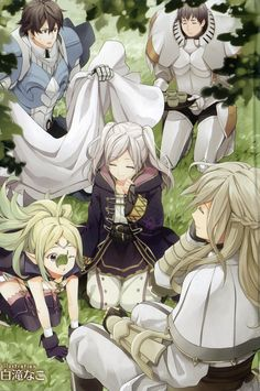 Read Fire Emblem Awakening: Comic Anthology Ch.0: The Tale of the Tacticians Marriage online