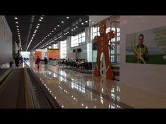 Presidente do GRU Airport e passageiros falam da inauguração do Terminal 3 do Aeroporto de Guarulhos - YouTube