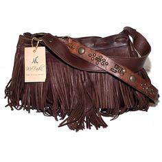 McFadin Fringe Bag ($396)
