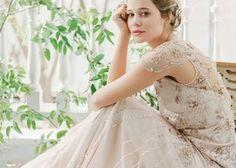 セレブ御用達『エリーサーブ』のウェデングドレスにきゅん♡