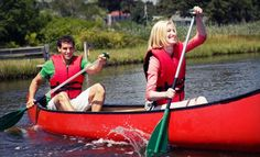 Groupon - Canoe Trip for Two or Kayak Trip for One or Two from Canoe the Caney (Half Off). Groupon deal price: $30.00