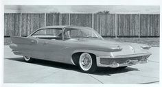 58 Chrysler Imperial D'Élégance