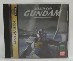 Sega Saturn Japanese :  Kidou Senshi #Gundam T-13303G http://www.japanstuff.biz/ CLICK THE FOLLOWING LINK TO BUY IT ( IF STILL AVAILABLE ) http://www.delcampe.net/page/item/id,0378089037,language,E.html
