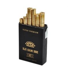 dji sam soe 234 super premium clove cigarettes