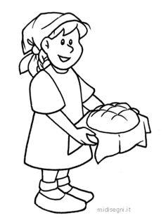 Midisegni.it - Disegni da colorare per bambini Fallout Vault, Smurfs, Clip Art, Stitch, Projects, Fictional Characters, Story Books, Colouring In, Animals