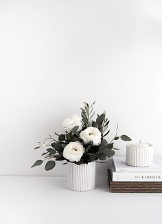 Textured Vase- DIY