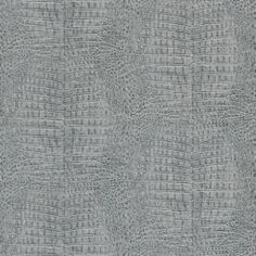 Crocodile (422528) - Albany Wallpapers - Animal print - a silver grey textured crocodile skin print effect. Paste the wall. Please request sample for true colour match.