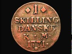 Coin from Struensee's reign in Denmark Reign, Royals, Scandinavian, Coins, History, Royalty, Historia, History Activities