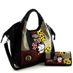 Betty boop patchwork handbag - Shop sales, stores & prices at TheFind.